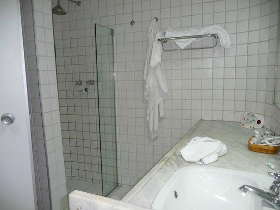 Rio Aeroporto Hotel: baño