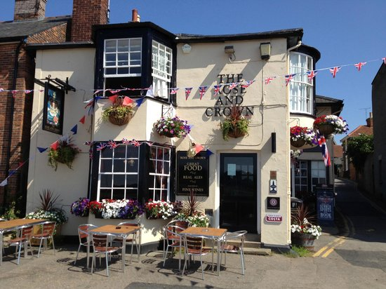 Rose and Crown: The Rose & Crown Wivenhoe