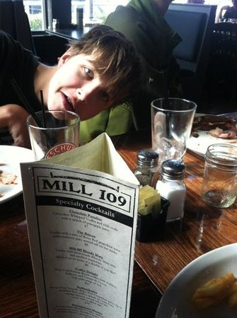 Mill 109 Restaurant and Pub: yep.mill 109.