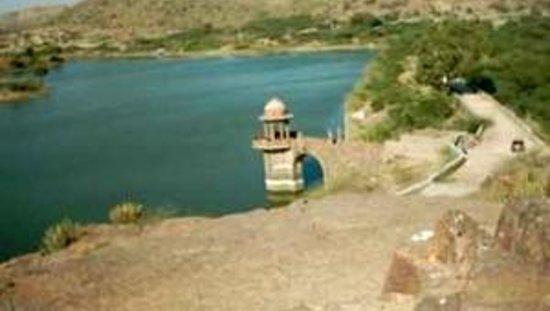 Takhat Sagar Lake