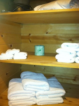 Linen Closet Picture Of Yosemite Lakes Rv Resort
