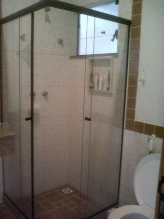 Varandas ao Mar Hotel: baño