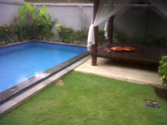 Wyndham Garden Kuta: where i sleep