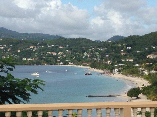 Petit Bacaye: St. George's-Grand Anse Beach.