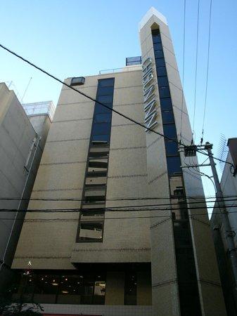 Chisun Inn Osaka Hommachi : Hotel building