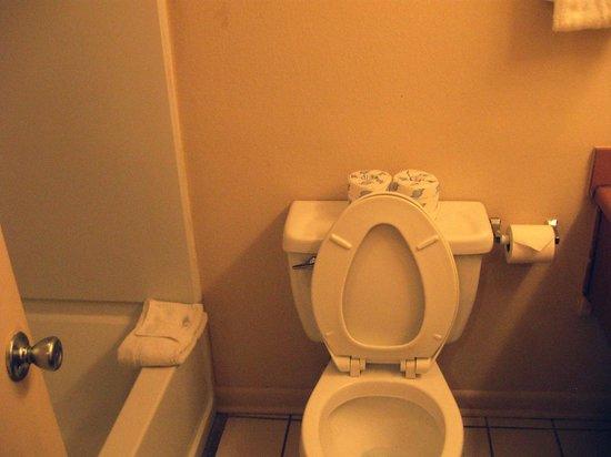 Bar Harbor Motor Inn: Bathroom
