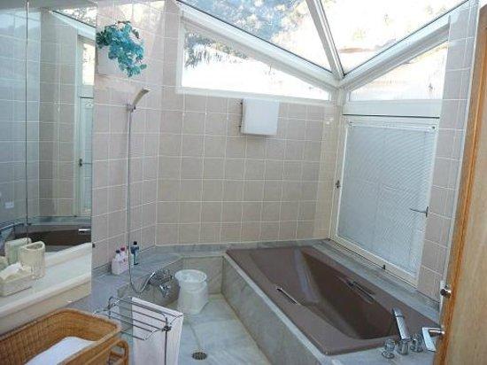 Jurin : メゾネットタイプ部屋風呂2