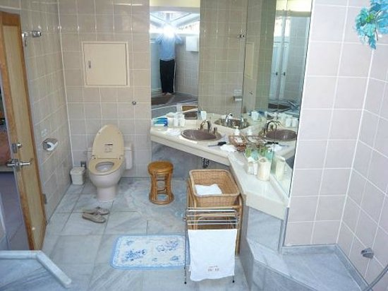 Jurin : メゾネットタイプ部屋風呂1
