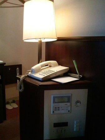 Hotel Town Nishikigawa: 夜の照明