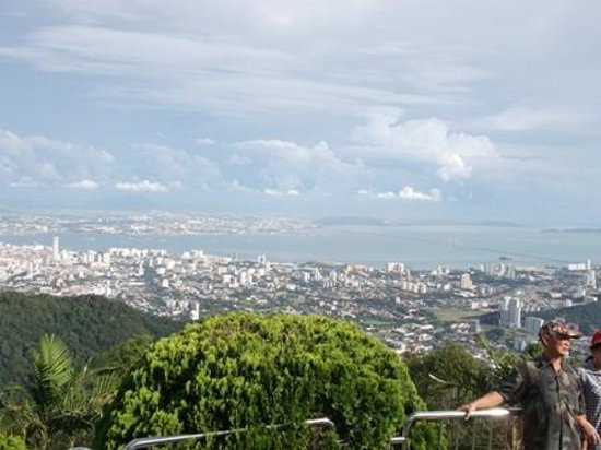 George Town, Malaysia: Magnificant view