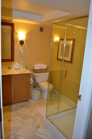 Beau Rivage Resort & Casino Biloxi: Bathroom Room 19059