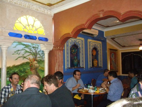 Sultan's Kitchen: Lovely Indian Decor