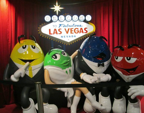 M&M store Las Vegas - Picture of M&M'S World, Las Vegas - TripAdvisor