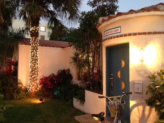 Bikini Hostel, Cafe & Beer Garden: Lobby