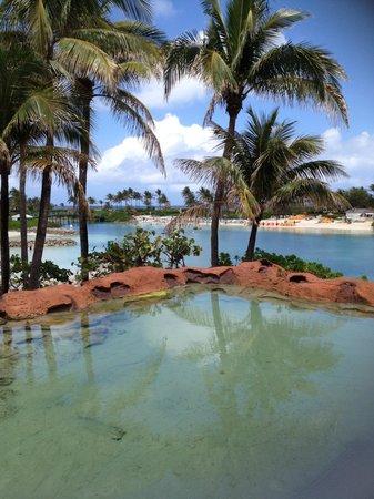 Queen's Staircase: Paradise island Atlantis