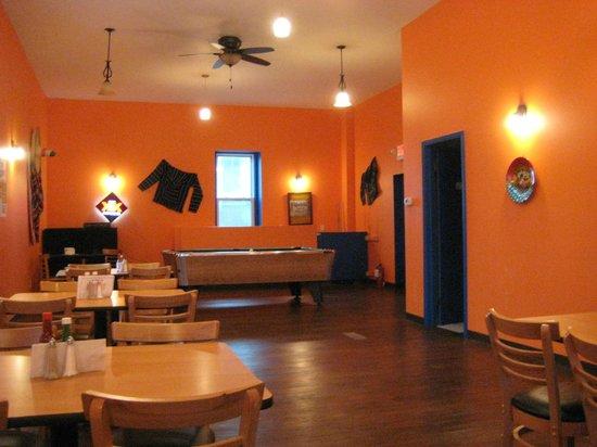 Los Amigos Mexican Restaurant: Los Amigos, Main Street