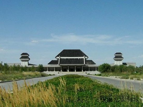 silk Route Museum Photo