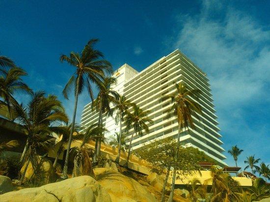 Fiesta Americana Villas Acapulco: Excelente servicio.