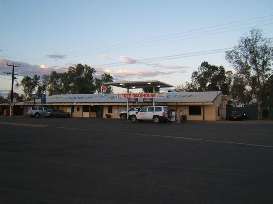 Northern Territory, Australië: Ti-Tree Roadhouse