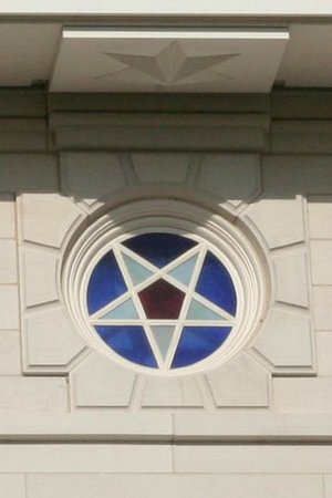 Historic Nauvoo: Nauvoo Temple Stained Glass Star