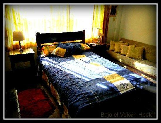Hostal Residencial Bajo El Volcan : Room For Couples Call Stellar