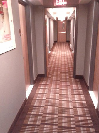 Comfort Inn City Centre: Hallway