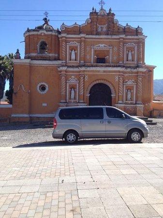 Posada Los Bucaros: transporte