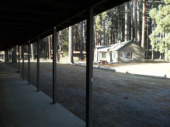 Camp Richardson Resort: Outside room