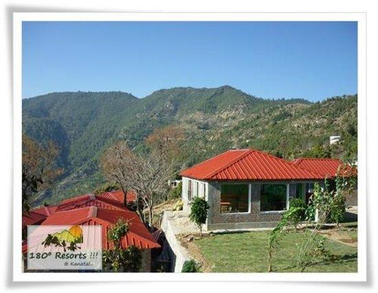 180 Degree Resorts: Top View