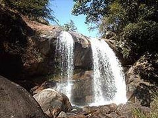 Santo Agostinho Waterfall