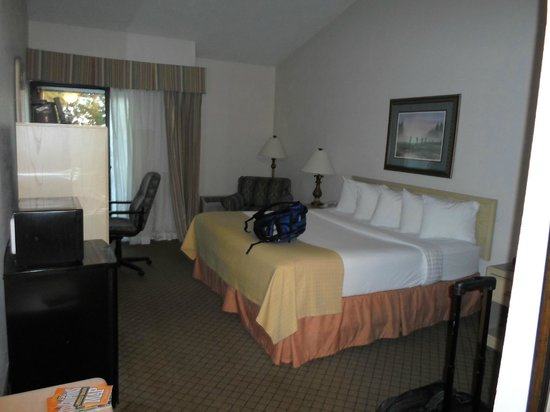 Riverwalk Inn & Suites: room