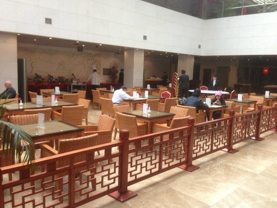 Xizhao Temple Hotel (King Talent Hotel): Restaurant