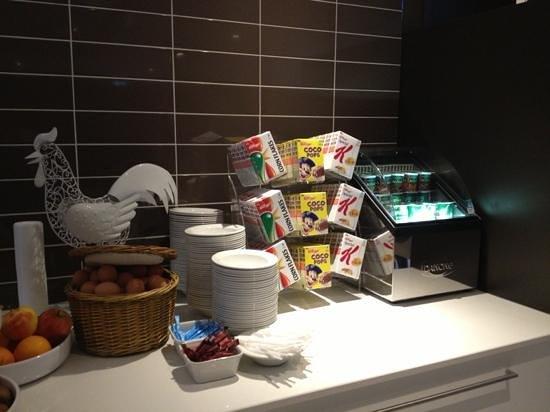 Holiday Inn Express The Hague - Parliament: Breakfast