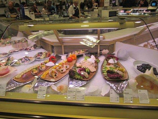 Kaufhaus des Westens (KaDeWe): KA DE WE FOOD DEPARTMENT