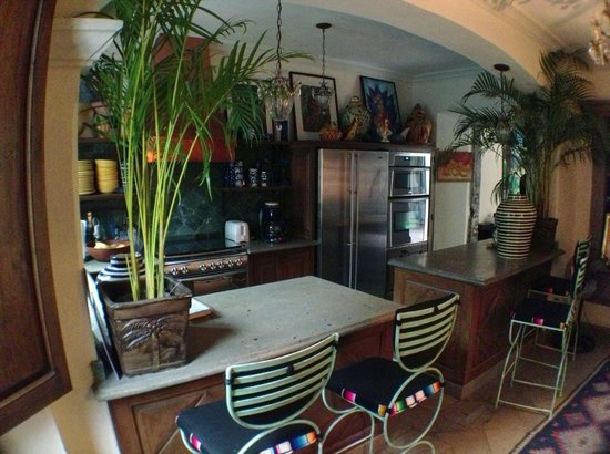 Casa Florida: Kitchen