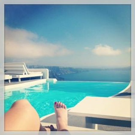 Chromata Hotel: pool