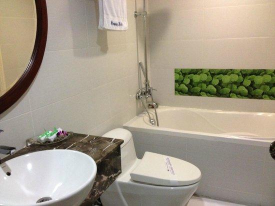 Hanoi Charming 2 Hotel: clean