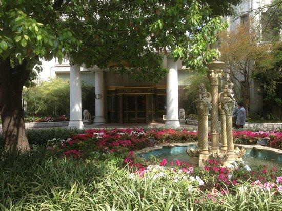 Donghu Hotel (Donghu Road): Dans un joli cadre