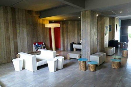 Bwa Chik Hotel & Golf: Lobby