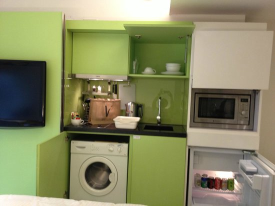 V Causeway Bay Serviced Apartments: Once opened