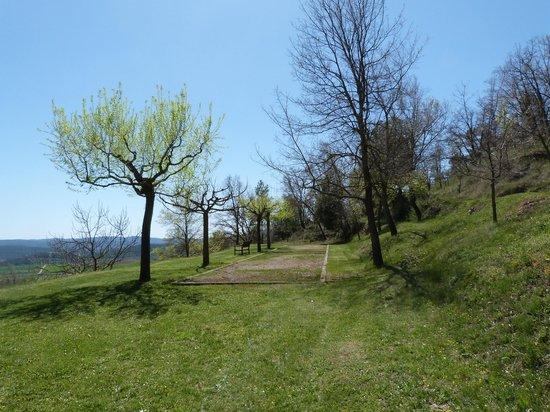 Can Boix de Peramola: Gardens  to walk in Can Boix