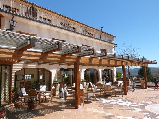 Can Boix de Peramola: Can Boix has also a hotel