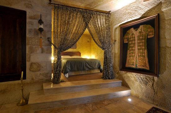 Kayakapi Premium Caves - Cappadocia : 106 - Arabacı Köylü Mehmet Evi