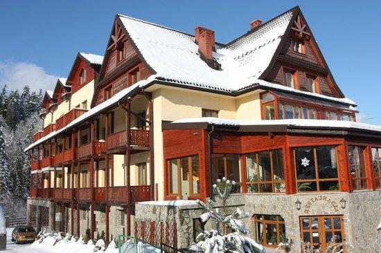 Jawor Hotel & Spa - Zawoja: Zimowa aura