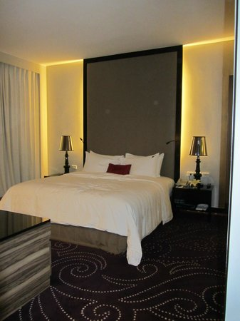 Hard Rock Hotel Pattaya: Master room