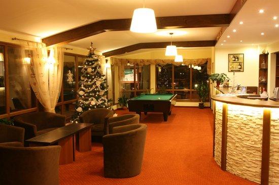 Jawor Hotel & Spa - Zawoja: Lobby