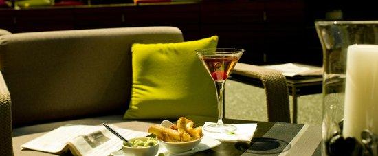 CU Restaurant: Garden Lounge