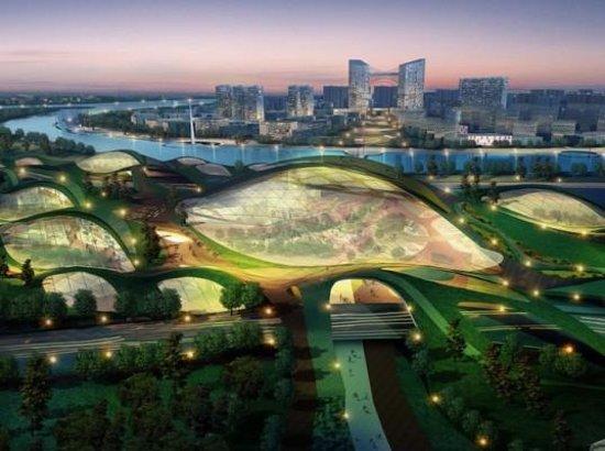 Tianjin Grape Valley Ecologic Garden Photo