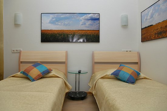 "Guest House ""Nevskiy 126"" : Комната №3"