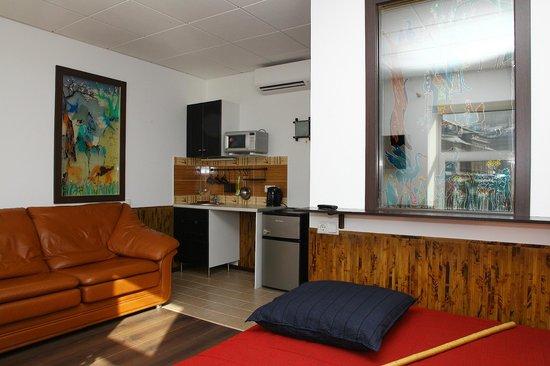 "Guest House ""Nevskiy 126"" : апартаменты ""Япония"""